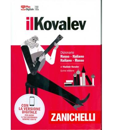 119  KOVALEV V. DIZIONARIO RUSSO-ITALIANO ITALIANO-RUSSO (PLUS DIGITALE)